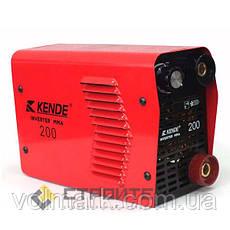 KENDE ММА-200 Сварочный инвертор, фото 2