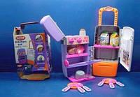 Детский холодильник чемодан 9911
