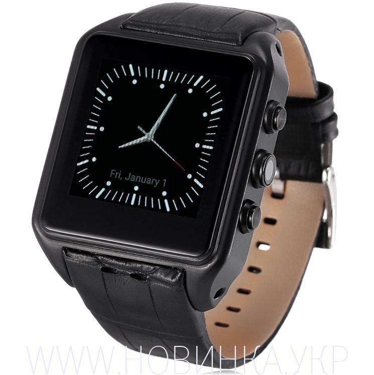 Часы Smart Watch X01 Plas Gsm/ WI-Fi/Bluetooth/камера/micro SD, микроф
