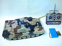 Танк на радиоуправлении YH4101B German Leopard 2