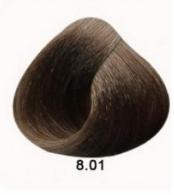 Brelil COLORIANNE Classic Крем-краска, 100 мл 8.01 Натуральный пепельный светлый блондин