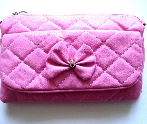 587dede1973b Сумка - клатч трансформер розовая, цена 120 грн., купить в Львове ...