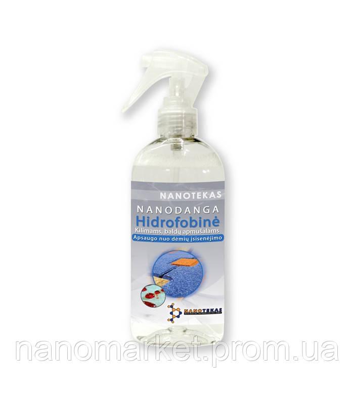 Гідрофобне нанопокриття для килимів NanoTekas 250мл