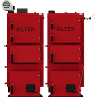 Котел твердопаливний Альтеп Duo plus 25 кВт, фото 1