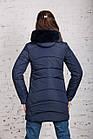 Зимняя женская куртка с экомехом - (модель кт-344), фото 4