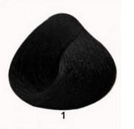 Brelil COLORIANNE Classic Крем-краска, 100 мл 1 Черный