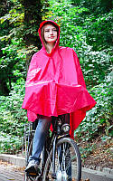 Вело пончо без козирка