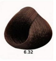 Brelil COLORIANNE Classic Крем-краска, 100 мл 6.32 Тёмный блондин бежевый