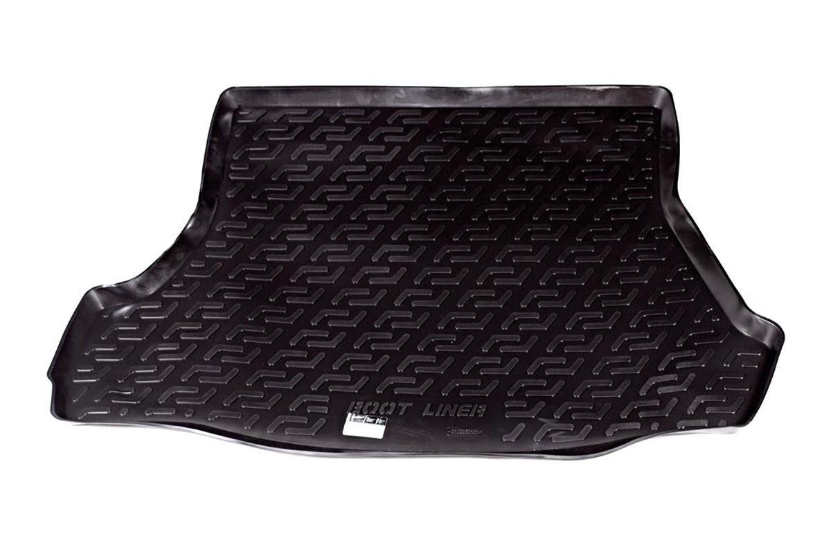 Коврик в багажник для Ford Mondeo SD (00-07) полиуретановый 102060101