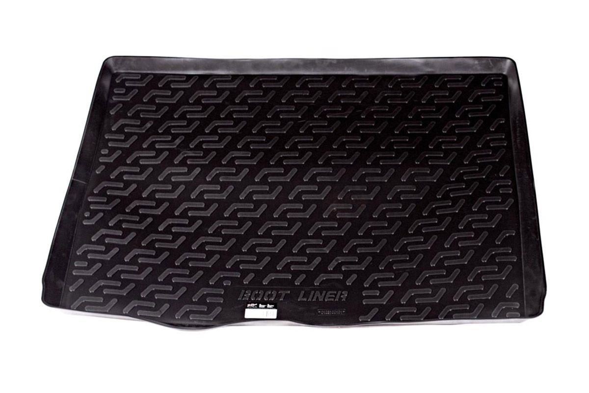 Коврик в багажник для Ford Galaxy (06-) полиуретановый 102100101