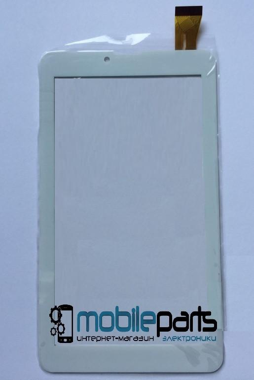Оригинальный Сенсор (Тачскрин) для планшета 4Good T700i (Белый)