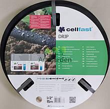 Шланг сочащийся Cellfast Drip 1/2  15м