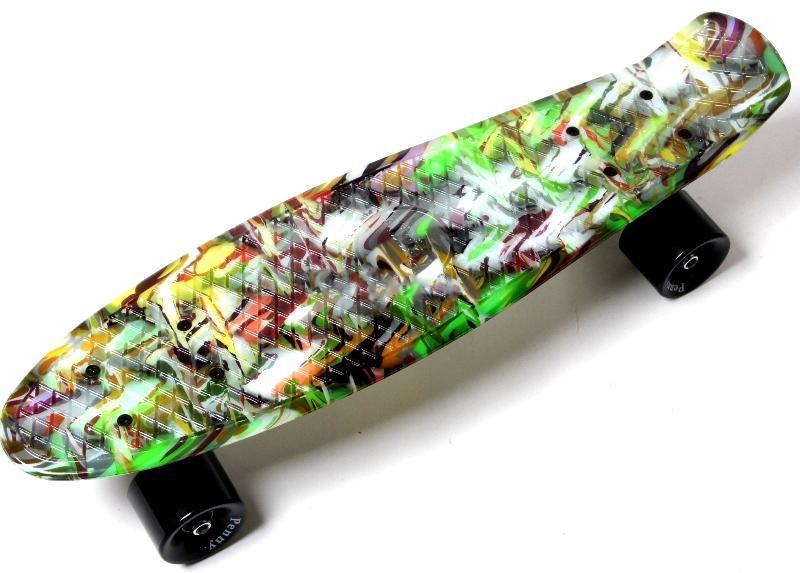 "Penny Board ""Green cane"" Гарантия качества Быстрая доставка"