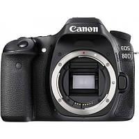 Фотоаппарат Canon EOS 80D Body / на складе