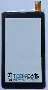 Оригинальный Сенсор (Тачскрин) для планшета 4Good T700i (Черный)
