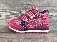 Ботинки Кроссовки высокие ТМ Fieerinni для Девочек Демисезон 32-37 р, фото 1