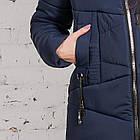 Женская куртка с экомехом на зиму модель 2019 - (модель кт-358), фото 2