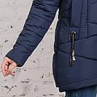 Женская куртка с экомехом на зиму модель 2019 - (модель кт-358), фото 3