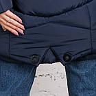 Женская куртка с экомехом на зиму модель 2019 - (модель кт-358), фото 5