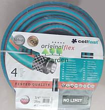 Шланг поливочный Cellfast Original Flex 25 м 3/4