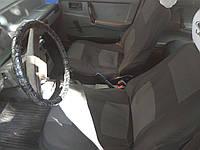 Чехлы сидений Ваз 2113, 2114, 2115 с серыми вставками