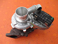 Турбина б/у на Fiat Ducato 2.3 JTD, Фиат Дукато 2.3 жтд, мультиджет, Euro 5, Garrett 7981286