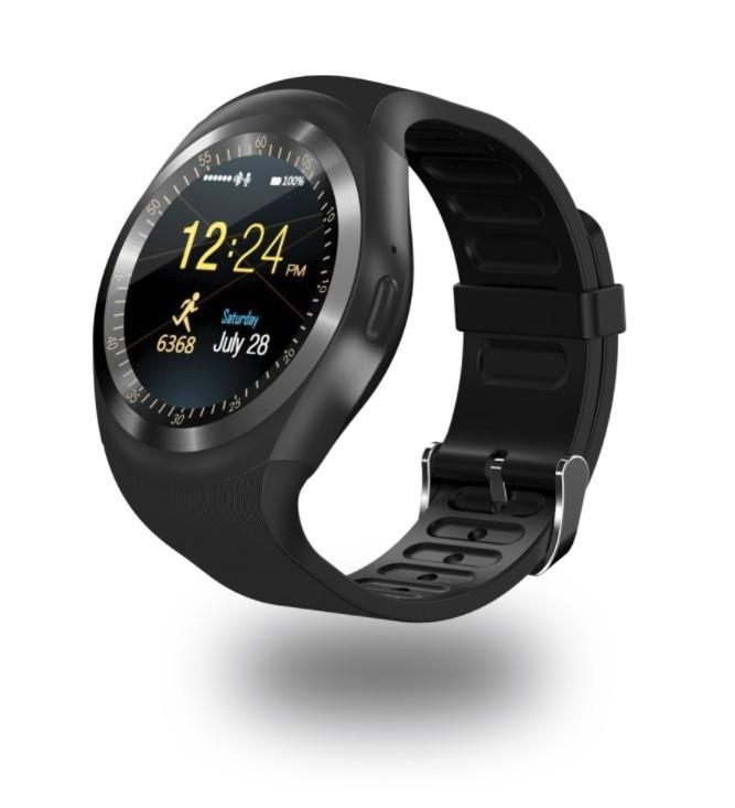 Часы Smart Watch Y1 Gsm/Bluetooth/micro SD, встроенный микрофон, динам