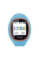 Дитячі смарт-годинник ERGO GPS Tracker Junior Color J010 (Blue), фото 1