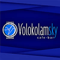 """Разработка логотипа для кафе-бара """"Волоколамский"""""""