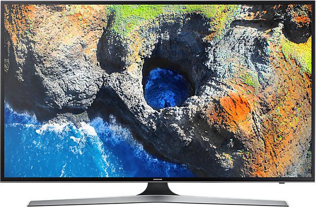 Телевизор Samsung UE58MU6199 (58 дюймов, HDR, Smart TV, Ultra HD, 4K, Tizen)