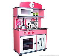Кухня деревянная Е 21368  (ОПТОМ)
