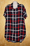 Сорочка - халат штапельный, фото 3