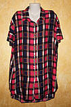 Сорочка - халат штапельный, фото 5