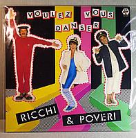 CD диск Ricchi & Poveri - Voulez Vous Danser