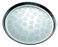 Поднос нержавеющий круглый Ø 350 мм (шт)