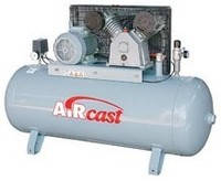 Поршневой компрессор AirCast СБ4/Ф-270.LB50 (РМ-3128.02), фото 1
