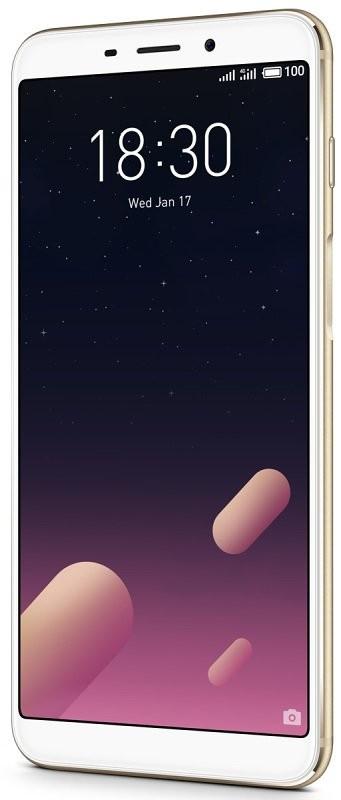 Смартфон Meizu M6s 32GB Gold Global Version Оригинал Гарантия 3 / 12 месяцев