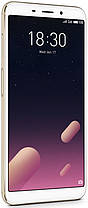 Смартфон Meizu M6s 32GB Gold Global Version Оригинал Гарантия 3 / 12 месяцев, фото 2