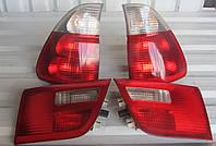 Фонари задние стопы BMW X5 E53