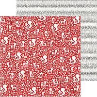Папір двосторонній - Warm & Cozy - Cozy & Bright - Pebbles - 30х30
