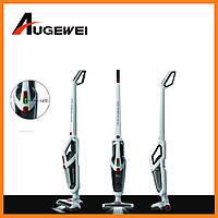 Пылесос аккумуляторный для сухой уборки 2в1 Augewei (белый)