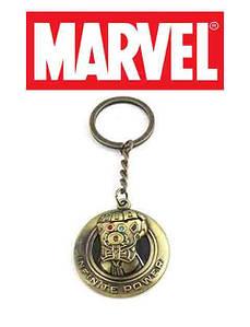 Брелок Перчатка Бесконечности Таноса Infinite Power Марвел Мстители 3 The Avengers 3
