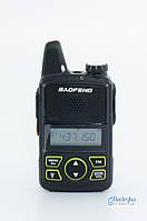 Рация Baofeng BF-T1 Ультракомпактная Частоты: 400 — 470 МГц. Рація, радіостанція Baofeng T1