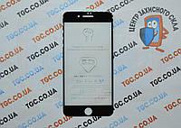 Защитное стекло 5D (монолит) для iPhone 8 Plus Black