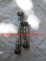 Пальцы ЦС ЮМЗ, Д-65 рулевые с корончататыми гайками пара