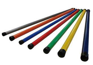 Гимнастическая палка № 2 Bamsic 100 см (0352)
