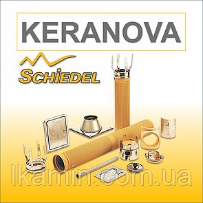 Керамический дымоход Schiedel keranova для санации и реставрации старых кирпичных дымоходов
