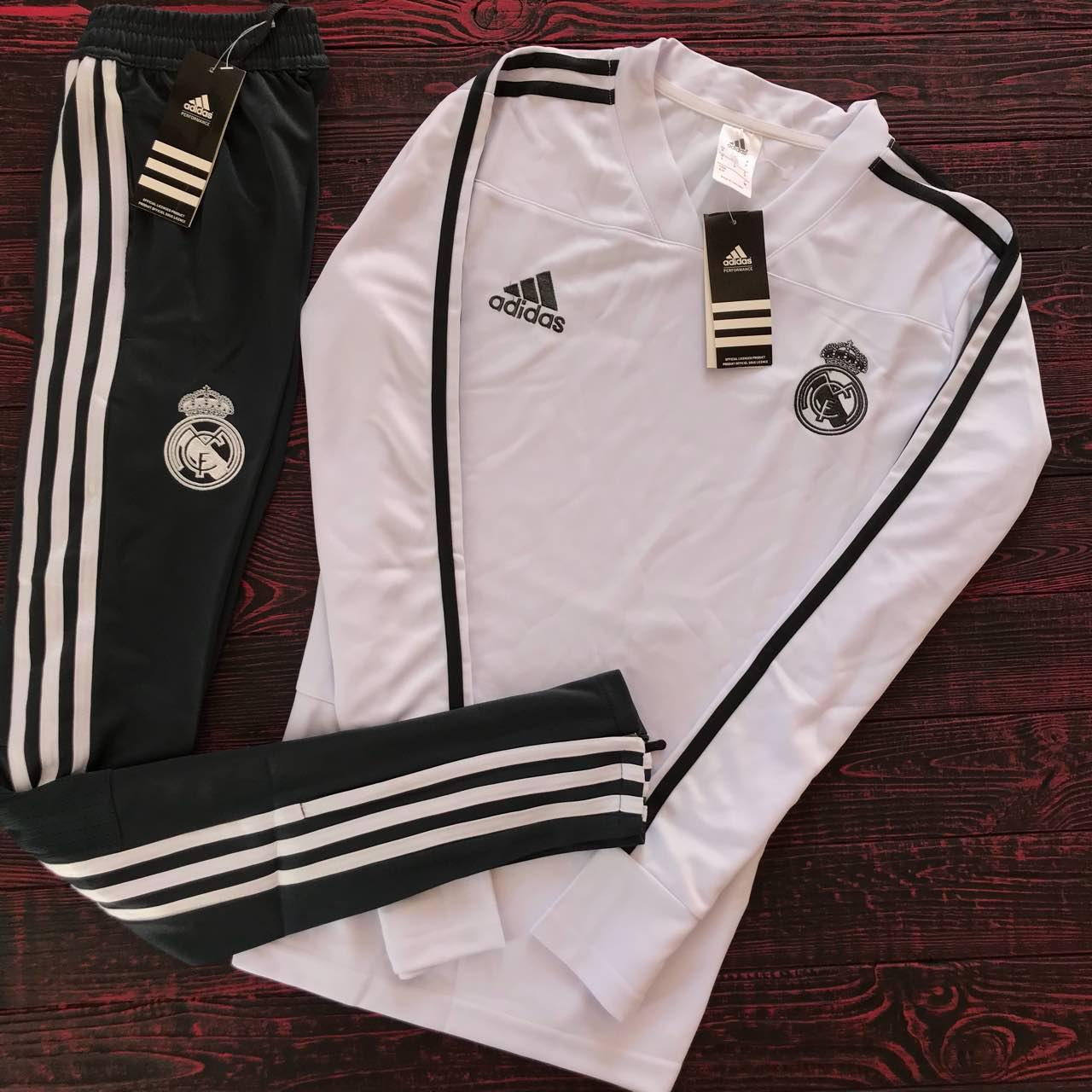 420e93fb7c25 Спортивный (тренировочный ) костюм Реал Мадрид (Real Madrid) 2018-2019  сезона -