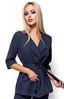 S, M, L / Молодежный классический пиджак Matias, темно-синий