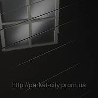 Ламинат HDM elesgo Superglanz diele sensitive, Черный лак / Поверхность: SG / арт. 772315